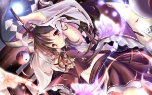 Rating: Safe Score: 39 Tags: hakurei_reimu kaisu sarashi touhou wallpaper User: blooregardo
