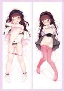 Rating: Explicit Score: 82 Tags: dakimakura henreader lingerie loli nipples open_shirt pantsu panty_pull pantyhose see_through shirt_lift User: Twinsenzw
