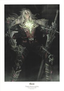 Rating: Safe Score: 14 Tags: armor fate/apocrypha fate/stay_night konoe_ototsugu siegfried sword type-moon User: 逍遥游