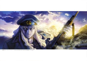 Rating: Safe Score: 8 Tags: balalaika black_lagoon gun hiroe_rei User: drop