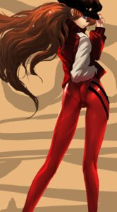 Rating: Safe Score: 20 Tags: ass bodysuit grandialee neon_genesis_evangelion souryuu_asuka_langley User: Spidey