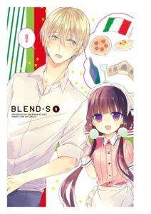 Rating: Safe Score: 13 Tags: blend_s dino_(blend_s) nakayama_miyuki sakuranomiya_maika waitress User: kiyoe