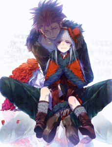 Rating: Safe Score: 18 Tags: k kushina_anna suoh_mikoto tagme User: charunetra
