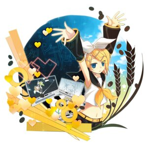 Rating: Safe Score: 15 Tags: kagamine_rin tamura_hiro vocaloid User: charunetra