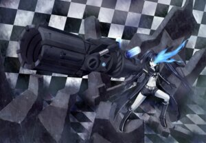 Rating: Safe Score: 13 Tags: black_rock_shooter black_rock_shooter_(character) vocaloid yanphoenix User: Radioactive