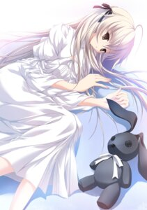Rating: Safe Score: 40 Tags: dress gothic_lolita kasugano_sora lolita_fashion rito_fuyuki yosuga_no_sora User: ddns001