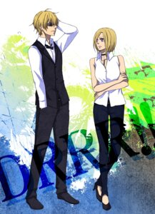 Rating: Safe Score: 4 Tags: durarara!! heiwajima_shizuo vorona User: Radioactive