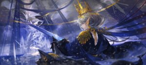 Rating: Safe Score: 35 Tags: alcd elf pixiv_fantasia pixiv_fantasia_sword_regalia pointy_ears sword User: Radioactive