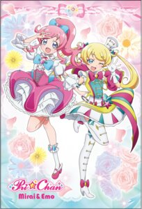 Rating: Safe Score: 3 Tags: heels pripara tagme thighhighs User: saemonnokami