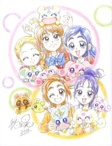 Rating: Safe Score: 2 Tags: autographed choppy flappy futari_wa_pretty_cure futari_wa_pretty_cure_splash_star hyuuga_saki inagami_akira kujou_hikari mepple mipple mishou_mai misumi_nagisa porun pretty_cure seifuku yukishiro_honoka User: drop