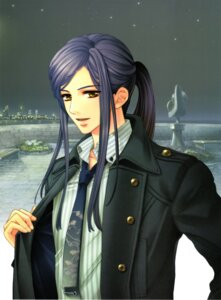 Rating: Safe Score: 3 Tags: la_corda_d'oro male tagme yunoki_azuma User: Radioactive