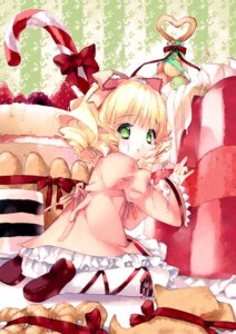Rating: Safe Score: 17 Tags: 189 hina_ichigo lolita_fashion rozen_maiden User: bunnygirl