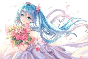 Rating: Safe Score: 38 Tags: dress hatsune_miku lalazyt vocaloid User: Mr_GT