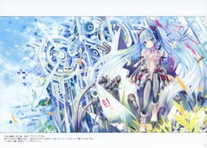 Rating: Safe Score: 26 Tags: eefy hatsune_miku miku_append shino_(eefy) thighhighs vocaloid vocaloid_append User: petopeto