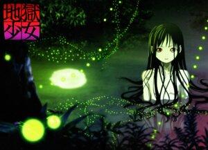 Rating: Questionable Score: 18 Tags: enma_ai jigoku_shoujo jpeg_artifacts naked wet User: animesekai
