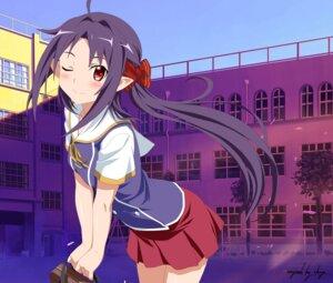 Rating: Questionable Score: 2 Tags: konno_yuuki pointy_ears seifuku sword_art_online User: Shugo19