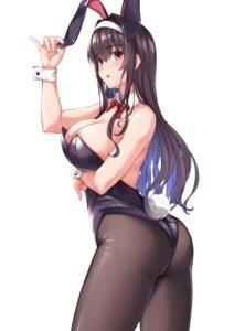 Rating: Safe Score: 45 Tags: animal_ears ass breast_hold bunny_ears bunny_girl kasumigaoka_utaha no_bra pantyhose ributsu saenai_heroine_no_sodatekata tail User: mash