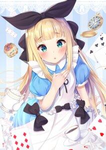 Rating: Safe Score: 16 Tags: alice_in_wonderland cosplay dress mononobe_alice nari_(narikashi) nijisanji tagme User: Mr_GT