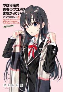 Rating: Safe Score: 21 Tags: ponkan_8 yahari_ore_no_seishun_lovecome_wa_machigatteiru. yukinoshita_yukino User: kiyoe