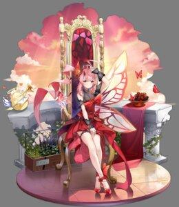 Rating: Safe Score: 32 Tags: azur_lane dress fairy garter horns ikazuchi_(azur_lane) ootsuki_momiji transparent_png wings User: BattlequeenYume
