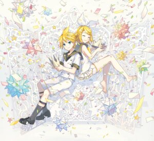 Rating: Safe Score: 17 Tags: ixima kagamine_len kagamine_rin vocaloid User: Mr_GT