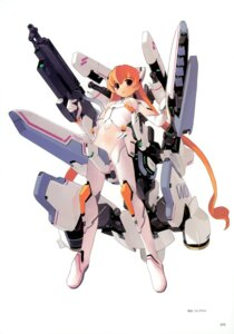 Rating: Questionable Score: 22 Tags: gun jiji mecha_musume nopan User: crim