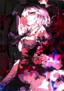 Rating: Safe Score: 38 Tags: remilia_scarlet touhou uni_(bom19850101) User: Noodoll