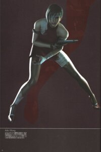 Rating: Questionable Score: 8 Tags: ada_wong resident_evil scanning_artifacts User: majoria