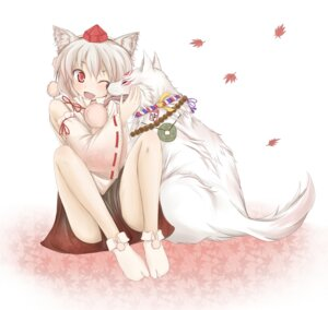 Rating: Safe Score: 20 Tags: animal_ears inubashiri_momiji miotama touhou User: charunetra