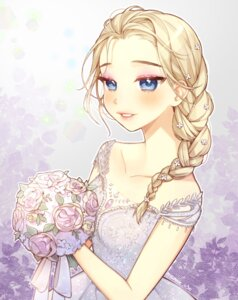 Rating: Safe Score: 6 Tags: bamme dress elsa_(frozen) frozen User: charunetra