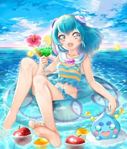 Rating: Safe Score: 18 Tags: feet hagoromo_lala star_twinkle_precure swimsuits wet yuutarou User: animeprincess