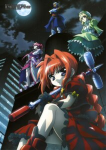 Rating: Safe Score: 16 Tags: hashimoto_takayoshi mahou_shoujo_lyrical_nanoha mahou_shoujo_lyrical_nanoha_a's mahou_shoujo_lyrical_nanoha_the_movie_2nd_a's shamal signum vita zafira User: Radioactive