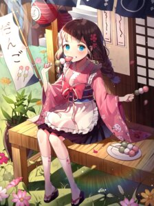 Rating: Safe Score: 36 Tags: azit_(down) japanese_clothes lolita_fashion wa_lolita User: Mr_GT