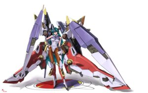 Rating: Safe Score: 3 Tags: mecha_musume super_robot_wars super_robot_wars_k tagme User: Radioactive