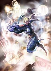 Rating: Safe Score: 6 Tags: bodysuit capcom nina_williams street_fighter_x_tekken tekken teshigawara_kazuma User: Radioactive