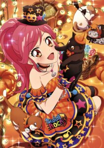 Rating: Questionable Score: 4 Tags: aikatsu! dress halloween neko tagme User: Radioactive
