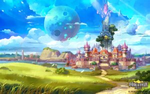 Rating: Safe Score: 19 Tags: arpiel landscape wallpaper User: Daoloth