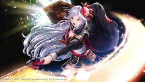Rating: Safe Score: 11 Tags: cleavage dungeon_fighter lunacle sword thighhighs wallpaper User: Mr_GT