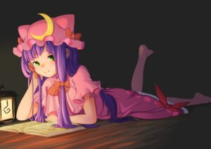 Rating: Safe Score: 19 Tags: dress emuki_(armies_soul) patchouli_knowledge touhou User: Mr_GT
