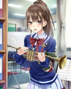 Rating: Safe Score: 22 Tags: school_fanfare seifuku sweater User: saemonnokami
