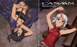 Rating: Safe Score: 14 Tags: alphard canaan canaan_(character) gap sekiguchi_kanami User: vita