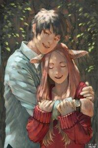 Rating: Safe Score: 10 Tags: animal_ears sweater zennosuke User: Noodoll