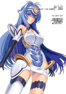 Rating: Questionable Score: 58 Tags: dairiseki hakaba kos-mos thighhighs xenosaga User: torn