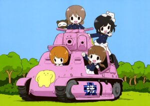 Rating: Safe Score: 18 Tags: chibi cosplay girls_und_panzer len_(wooser_no_sono_higurashi) rin_(wooser_no_sono_higurashi) seifuku wooser_no_sono_higurashi User: drop