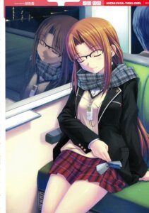 Rating: Safe Score: 16 Tags: hiiro_yuki megane User: cheese