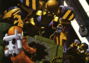 Rating: Safe Score: 2 Tags: gundam gundam_f91 mecha User: Aurelia
