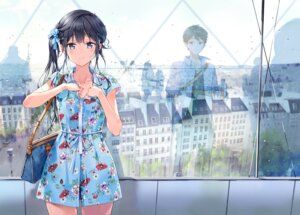 Rating: Safe Score: 127 Tags: adagaki_aki dress makabe_masamune masamune-kun_no_revenge tiv User: Mr_GT