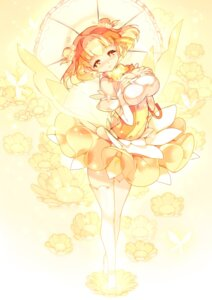 Rating: Safe Score: 23 Tags: breast_hold btoor cleavage dress see_through thighhighs umbrella wings User: Mr_GT
