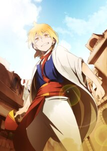 Rating: Safe Score: 5 Tags: alibaba_saluja hakumai magi_the_labyrinth_of_magic male User: charunetra