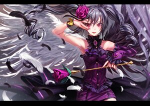 Rating: Safe Score: 35 Tags: dress kanzaki_ranko lain the_idolm@ster the_idolm@ster_cinderella_girls wings User: Mr_GT